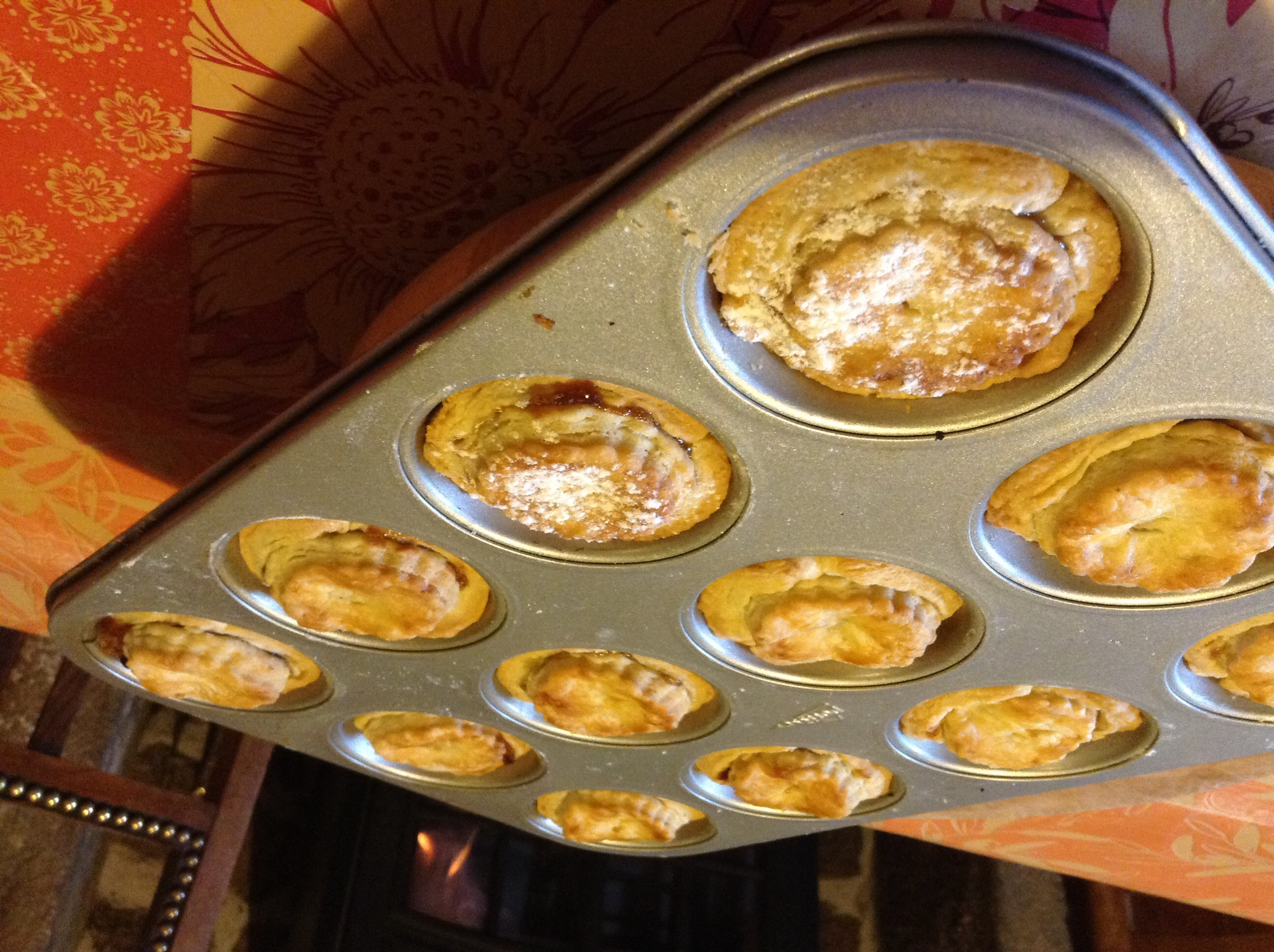 Mincemeat pies easy pastry recipe