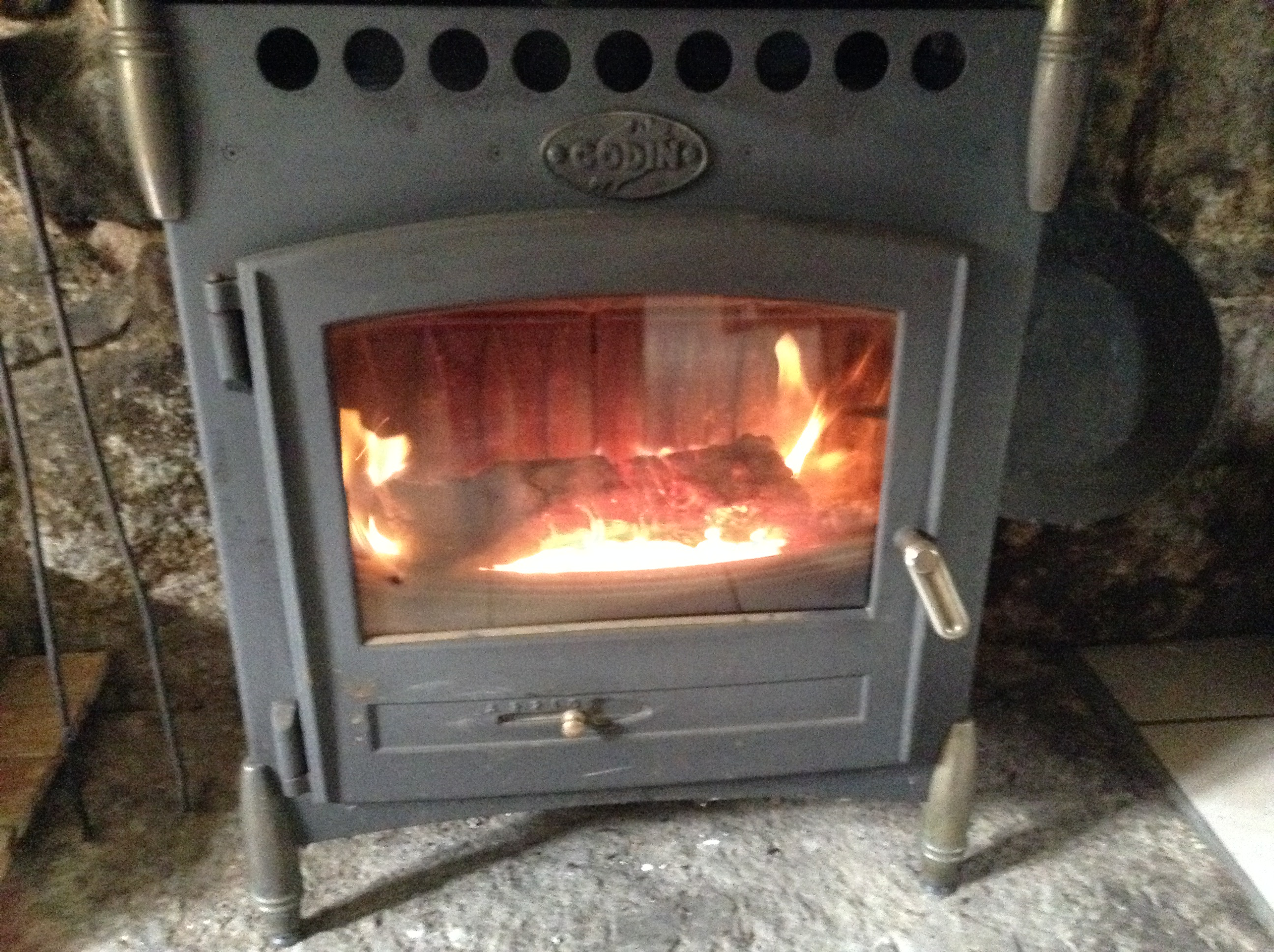 Firestove photo.